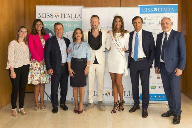 Finale di Miss Italia 2017