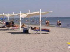 spiaggia fascista