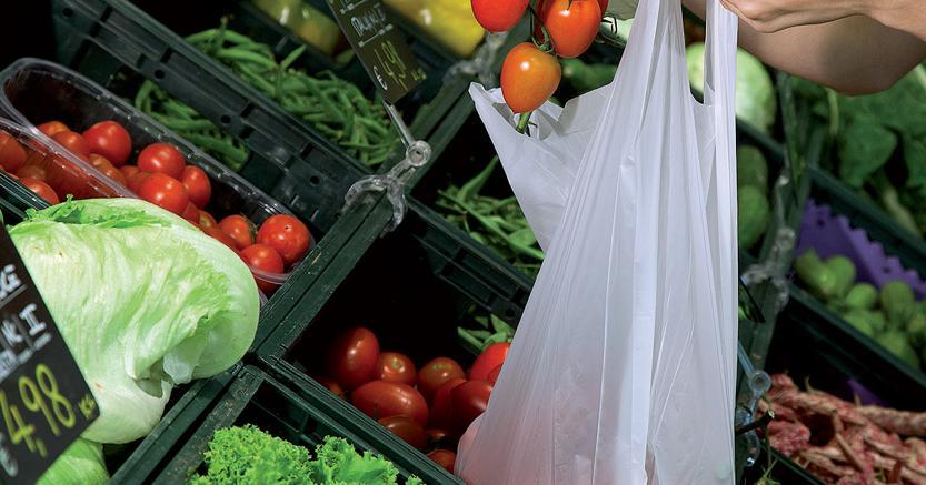 I sacchetti di frutta e verdura a pagamento. Arriva un'altra eurotassa