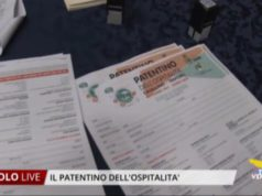Patentino dell'Ospitalità