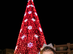 Alice Rachele Arlanch Jesolo Christmas Village