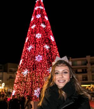 Alice Rachele Arlanch Jesolo Christmas Village
