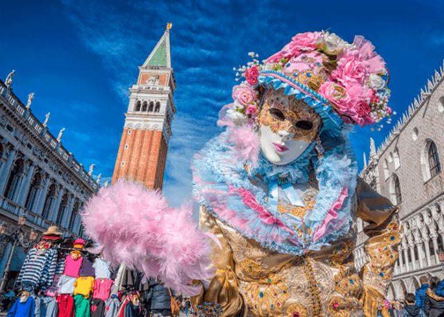 Programma del Carnevale di Venezia 2018