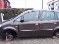 auto senza ruote