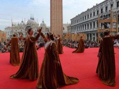 giovedì grasso al carnevale di venezia