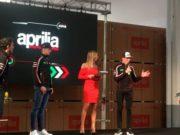 Aprilia: pronta al prossimo mondiale di MotoGp con la nuova RS-GP