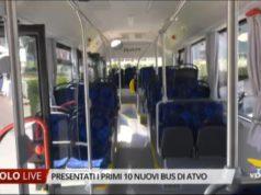 Atvo: presentati i primi 10 nuovi bus