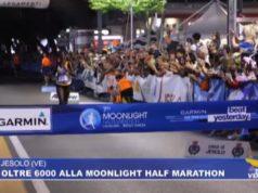 Moonlight Half Marathon a Jesolo