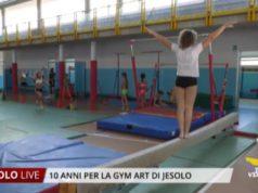 10 anni per la Gym Art di Jesolo