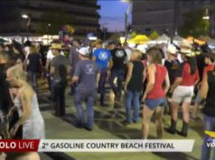 2° Gasoline Country Beach Festival