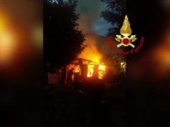 Baracca a fuoco ad Assegiano