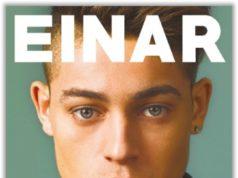 Einar incontra i fans e firma le copie del nuovo cd alla Nave De Vero