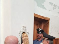 Furto in Chiesa a San Maria di Sala: scoperto il ladro il ricettatore
