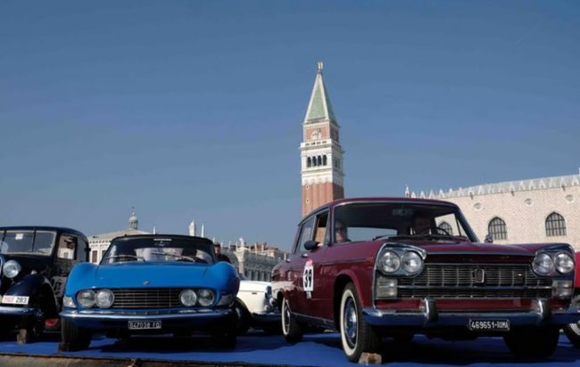 Historic Car Venice: 3° raduno ed esposizione auto storiche