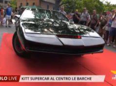 Kitt Supercar al Centro Le Barche