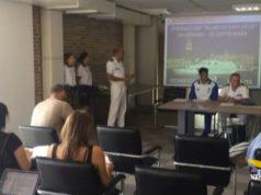 Operazione Mare Sicuro presentata dalla Capitaneria di Porto
