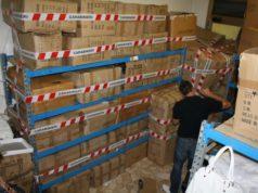 Maxi sequestro di marchi contraffatti venduti a Venezia