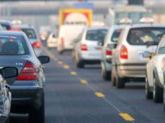 Auto è uscita fuoristrada in A4: 5 KM di coda in direzione Venezia