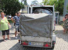 Autocarro romeno senza autorizzazione sequestrato dalla Polizia locale