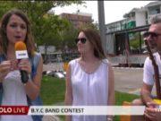 B.Y.C. Band Contest in Piazza Torino a Jesolo