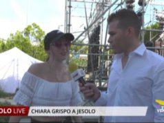 Chiara Grispo a Jesolo: l'intervista