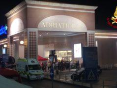 Evacuato il centro commerciale di Portogruaro
