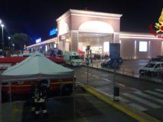 Evacuato il centro commerciale di Portogruaro adriatico 2