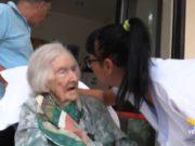 Festeggiati i 100 anni di Miranda Salvagno
