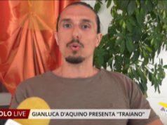 "Gianluca D'Aquino presenta ""Traiano"""