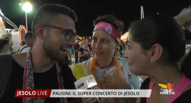 Laura Pausini: il super concerto di Jesolo