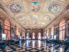 Le Sale Monumentali della Biblioteca Nazionale Marciana