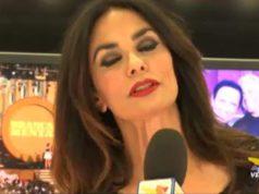Maria Grazia Cucinotta madrina del Festival Show: l'intervista