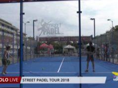 Street Padel Tour 2018 in Piazza Torino