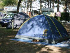 Tenta un furto in un campeggio del Cavallino