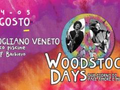 Woodstock Days al Parco Piscine di Mogliano Veneto