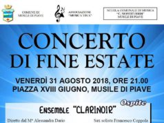 A Musile sale l'attesa per il concerto di fine estate