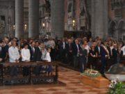 A Venezia l'ultimo saluto a Cesare De Michelis