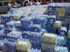 Bottiglie d'acqua esposte al sole: sequestrate dai Carabinieri
