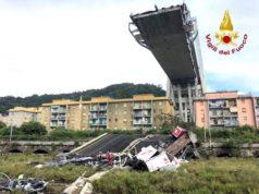 Crollo del Ponte Morandi: unità cinofile venete inviate a Genova