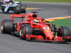 Formula 1: Ferrari in Piazza Ferretto e poi in Canal Grande