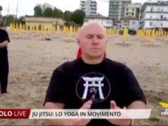 Jujutsu: lo yoga in movimento sulla spiaggia di Jesolo