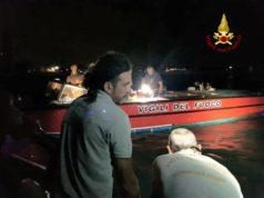 Scontro mortale tra due barche nel canale di San Nicolò