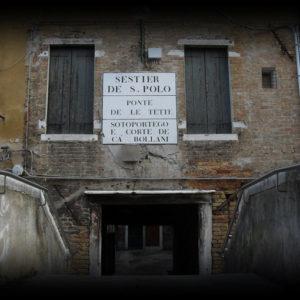 Tour dei Bacari nella Venezia proibita del quartiere a luci rosse