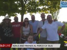 Adele and Friends al Parco Ca' Silis