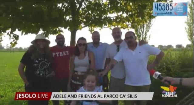 Adele and Friends al Parco Ca' Silis