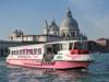 Al via dall'1 ottobre il progetto Vaporetto rosa