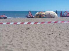Anziano deceduto in spiaggia a Jesolo