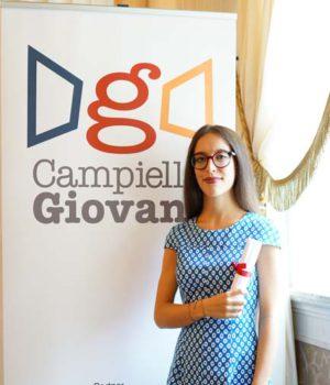 Elettra Solignani vince il 23° Campiello Giovani