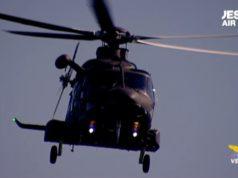 Elicottero HH 139 dell'Aeronautica Militare allo Jesolo Air Show