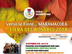 Festival della Maramacoea 2018